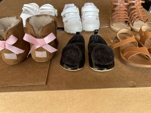 Baby shoes for sale ! Including UGG boots !! for Sale in Vallejo, CA