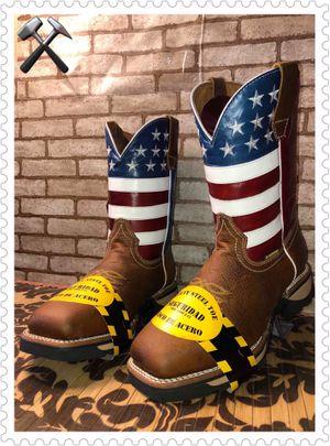 BOTAS DE TRABAJO 🔨🔨🔨 WORK BOOTS for Sale in Dallas, TX