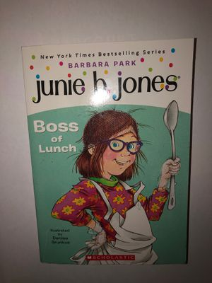 Junie . b . Jones Boss of Lunch for Sale in Watchung, NJ