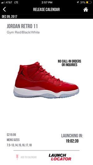 Jordan 11 - Win like 96 for Sale in Baltimore, MD