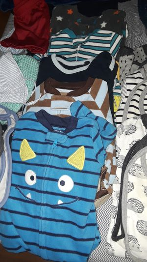Baby boy clothes size 3-6months for Sale in El Monte, CA