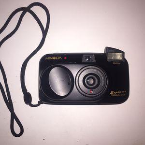 Minolta Explorer Freedom Zoom Film Camera for Sale in San Francisco, CA