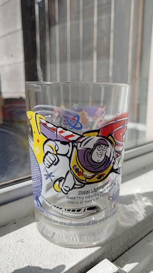 Limited Edition Disney McDonald's Glass Cup for Sale in Glendale, AZ