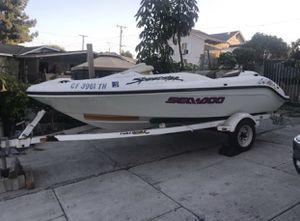 Seadoo speedster for Sale in Long Beach, CA