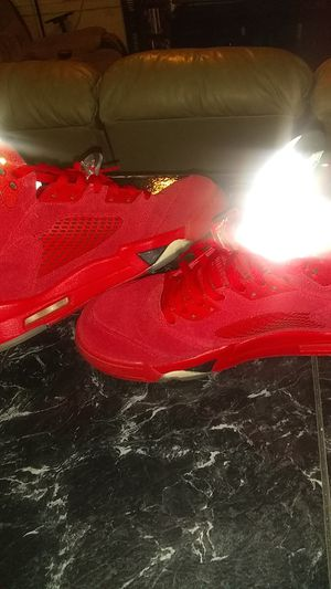 Jordan retro 5s size 12 for Sale in Winter Haven, FL