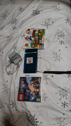 Nintendo 3DS Aqua Blue(Cleaned) for Sale in Bakersfield, CA