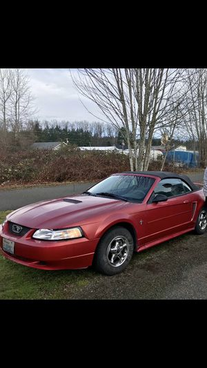 2000 Ford Mustang for Sale in North Bend, WA