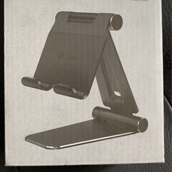 Tablet Stand [2021 model], Foldable & Adjustable Desktop Tablet Stand Holder [Sturdy No-Slip/ Shaking], Compatible with iPad Pro 12.9 Mini Air for Sale in Baldwin Park,  CA