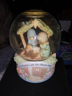 Precious Moments O come let us adore him for Sale in Cape Coral, FL