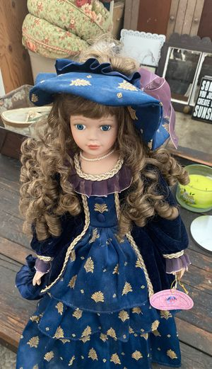 Antique Collector Dolls-Southern Belle, Victorian Bronze Beauty for Sale in Diamond Bar, CA