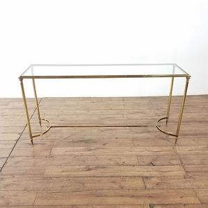 Glass Top Console Table (1025520) for Sale in South San Francisco, CA