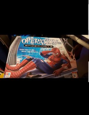 Operation spiderman edition for Sale in Federal Way, WA
