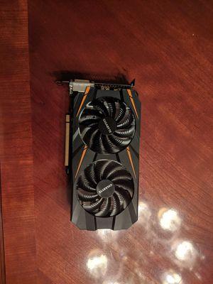 Gigabyte GeForce GTX 1060 6GB for Sale in Ocala, FL