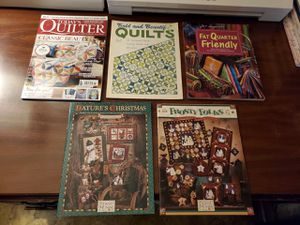 Quilting books how to for Sale in Belleair, FL