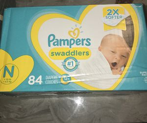 Pampers Swaddlers for Sale in Conyers, GA