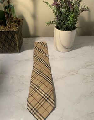 Burberry tie for Sale in Irvine, CA