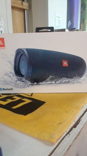 Jbl charge 4 Bluetooth speaker for Sale in Pittsburgh, PA