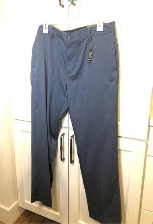 Van Heusen 34x30 Navy Dress Pants for Sale in Fort Myers, FL