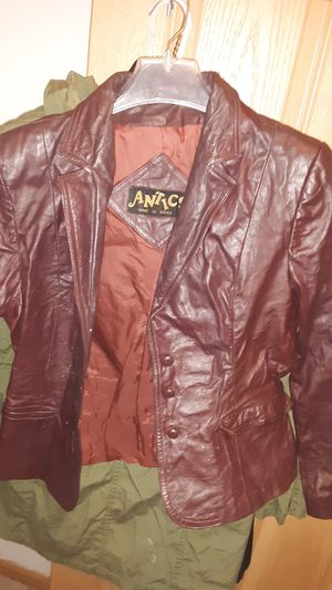 Antics leather jacket for Sale in Columbus, OH