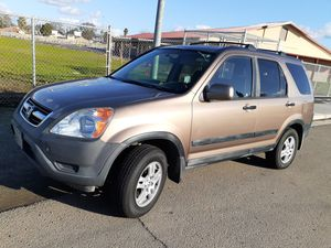 2002 Honda CRV for Sale in Stockton, CA