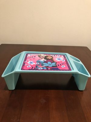 Disney Frozen Elsa and Anna Food Tray for Sale in Orlando, FL