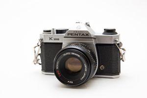 Pentax K1000 35mm SLR Film Camera + 50mm Lens! for Sale in Chula Vista, CA