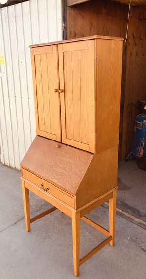 Computer Desk / Secretary Desk for Sale in Modesto, CA