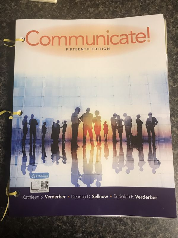 Communicate 15th edition Text Book