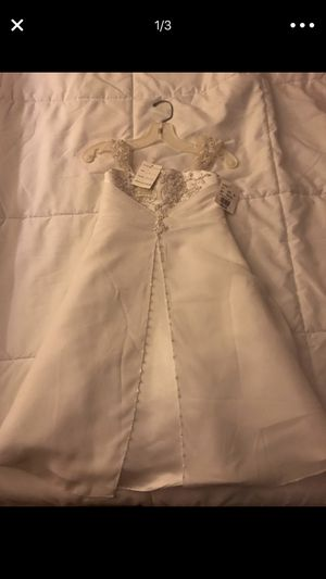 Toddler flower girl dress for Sale in Woodbridge, VA