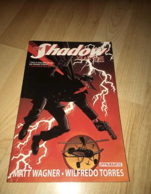 The Shadow year one comics all in 1 dynamite comic books for Sale in Oakley, CA