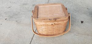 Longaberger baskets for Sale in Camden, SC