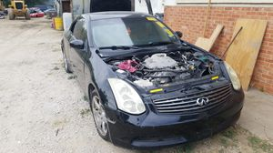 2007 Infinity G35 parts for Sale in Fort Worth, TX
