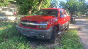 Chevy avalanche z66 for Sale in Tampa, FL