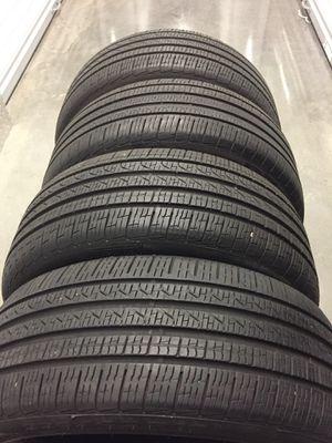 225 45 18 pirelli all season run flat tires set of 4 for Sale in Manassas, VA