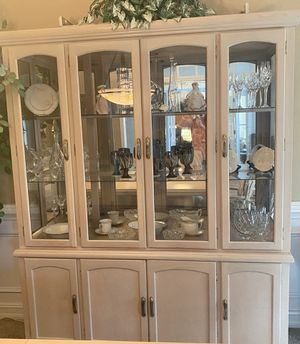 China Dining Hutch for Sale in Douglasville, GA