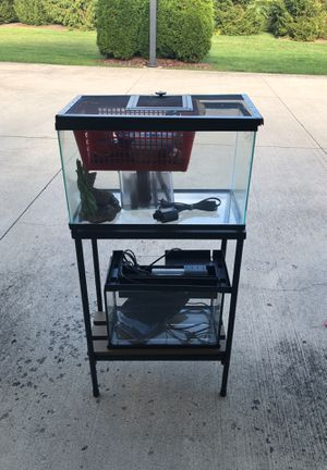 Terrarium and Fish Tank for Sale in Shawnee Hills, OH