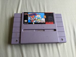 Mario Paint SNES Super Nintendo video game for Sale in Avocado Heights, CA