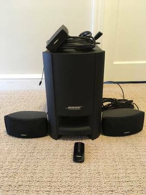 Bose home system for Sale in Silver Spring, MD