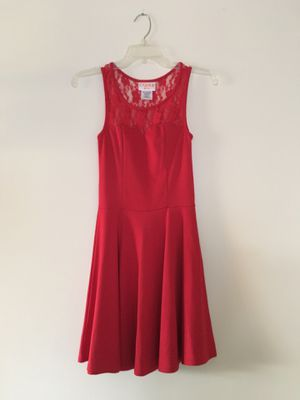 ABC family Red lace dress for Sale, used for sale  Glendale, CA