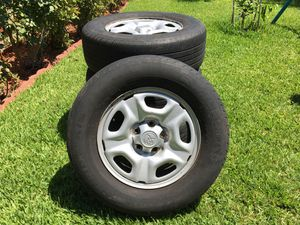 Tires 15s for mini trucks for Sale in Winton, CA