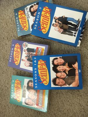 DVD Seinfeld collection for Sale in Brentwood, CA