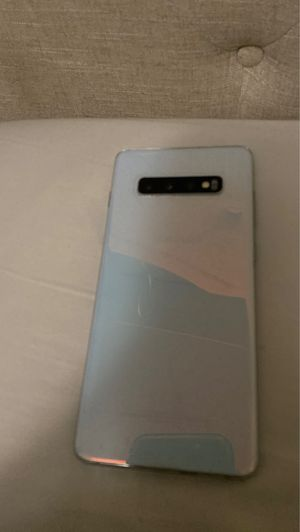 Samsung galaxy s10 + for Sale in Phoenix, AZ