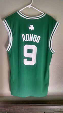 Boston celtics rondo 9 jersey for Sale in Fontana,  CA