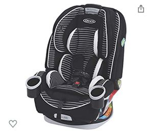 Graco 4Ever 4 in 1 Convertible Car Seat | Infant to Toddler July 2018 for Sale in Carrollton, VA