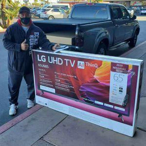 """65"""" LG Nanocell 4k Smart Tv UHD HDR 2020 for Sale in Las Vegas, NV"""