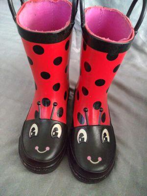 Kids rain boots for Sale in Bradenton, FL