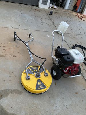 Pressure washing equipment for Sale in Taylors, SC