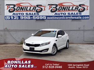 2013 Kia Optima for Sale in Austin, TX
