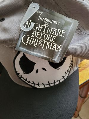 Disney Jack Nightmare Before Christmas Cap for Sale in Spring Hill, FL