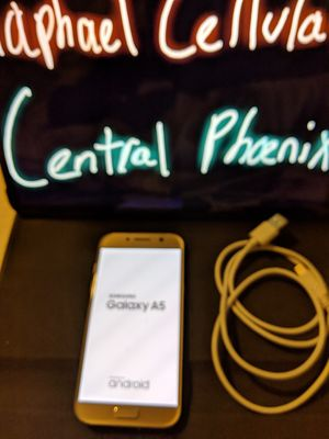 Samsung Galaxy A5 latest model unlocked for Sale in Phoenix, AZ
